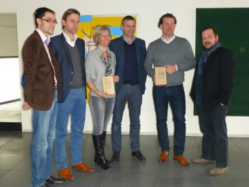 Claessens Canvas is awarded with the UNIZO authenticity label 'Handmade In Belgium'.
